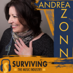 Surviving the Music industry with Andrea Zonn